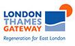 London Thames Gateway logo