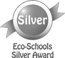 Eco Schools Silver Award logo