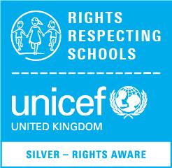 Unicef Silver Award logo